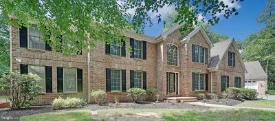 Cherry Hill Single Family Home For Sale: 1109 Winding Drive