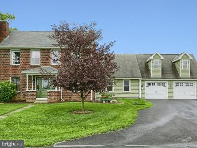 Single Family Home For Sale: 442 Greenspring Road
