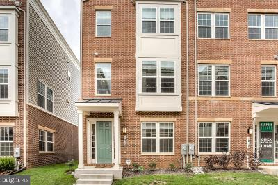 Hampden Townhouse For Sale: 1212 Berry Street