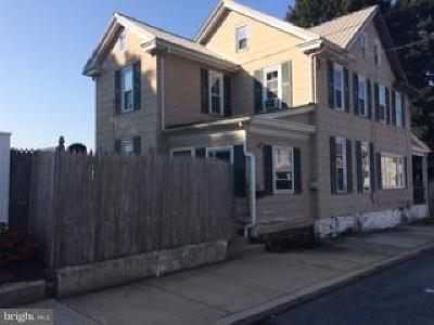 Elizabethtown Single Family Home For Sale: 102 E Park Street