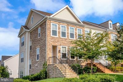 Fredericksburg City, Stafford County Townhouse For Sale: 218 Apricot Street