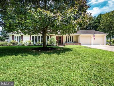 Severna Park Single Family Home For Sale: 445 Maryleborn Road