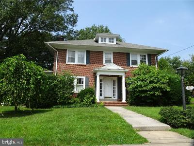Pottstown Single Family Home For Sale: 317 Rosedale Drive
