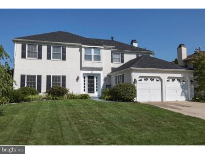 Mount Laurel Single Family Home Under Contract: 40 Michaelson Drive