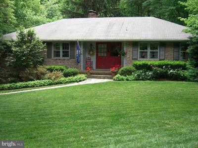 Fairfax County Single Family Home For Sale: 3724 Acosta Road