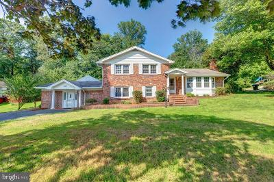 Great Falls Single Family Home For Sale: 1084 Utterback Store Road