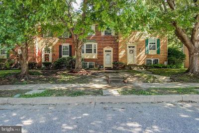 Baltimore County Townhouse For Sale: 26 Silver Fox Court