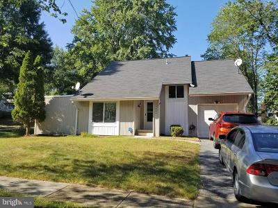 Upper Marlboro Single Family Home For Sale: 12400 Wheeling Avenue