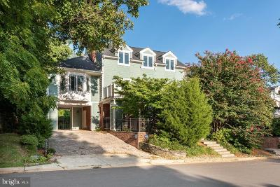Bethesda Single Family Home For Sale: 10007 Broad Street