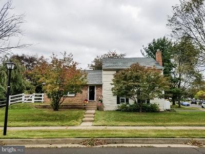 Newtown Single Family Home For Sale: 1 Monroe Way