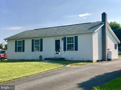 Littlestown Single Family Home For Sale: 738 W Myrtle