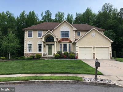 Mount Laurel Single Family Home For Sale: 34 Jazz Way