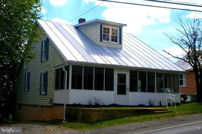 Luray Single Family Home For Sale: 413 Mechanic Street