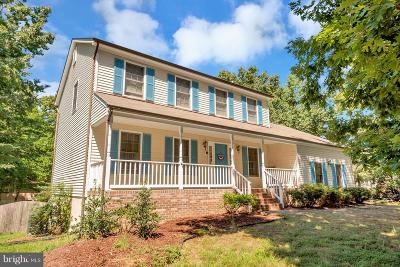 Fredericksburg Single Family Home Active Under Contract: 10708 S Jamie Place