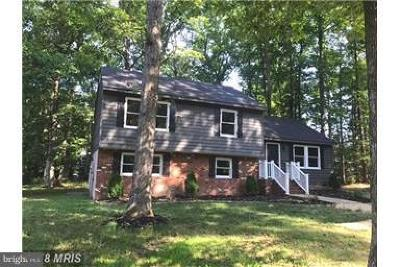 Ruther Glen Single Family Home For Sale: 122 Land Or Drive