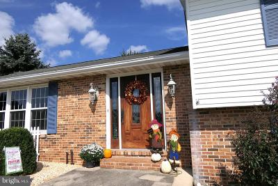 Single Family Home For Sale: 2210 Dulany Terrace