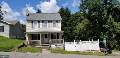 Perry County Single Family Home For Sale: 4 2nd Street