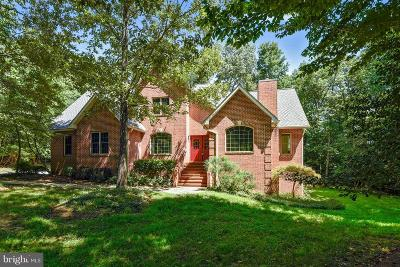 Davidsonville Single Family Home Under Contract: 2897 Clear Pond Court