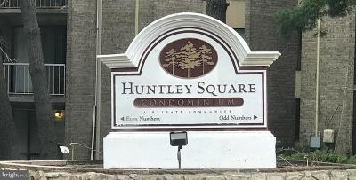 Temple Hills Condo Under Contract: 3310 Huntley Square Drive #T1