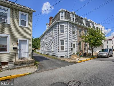Carlisle PA Townhouse For Sale: $107,500
