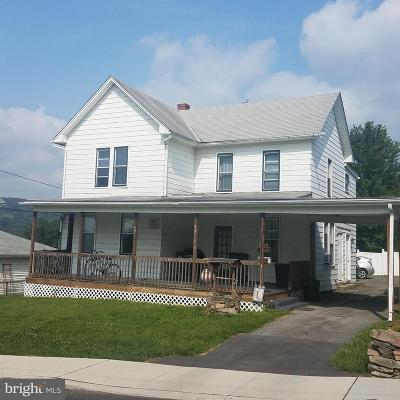 Frostburg Multi Family Home For Sale: 97 Broadway S