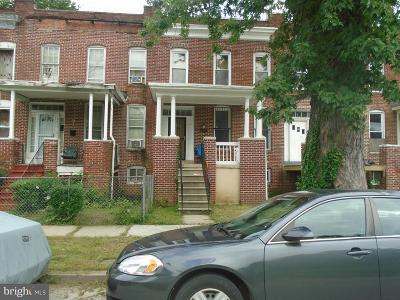 Central Park Heights Townhouse For Auction: 3415 Dupont Avenue
