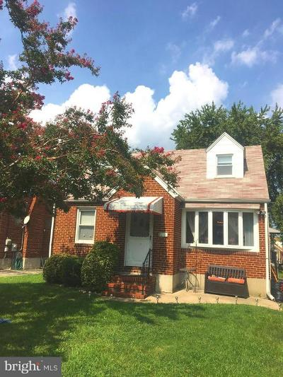 Rosedale Single Family Home For Sale: 6600 Kenwood Avenue