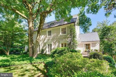 Roland Park Single Family Home For Sale: 906 Saint Georges Road