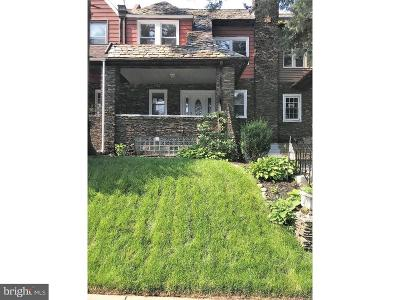 Mt Airy (East) Townhouse For Sale: 6644 Boyer Street