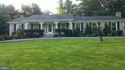 Frederick County Single Family Home For Sale: 5141 Sidney Road