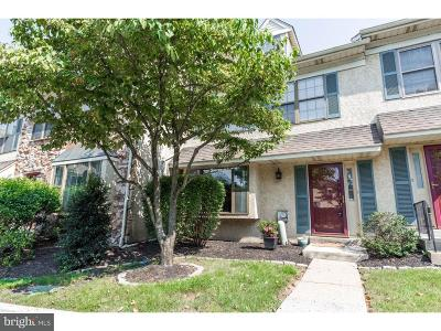 Chesterbrook Townhouse For Sale: 76 Iroquois Court