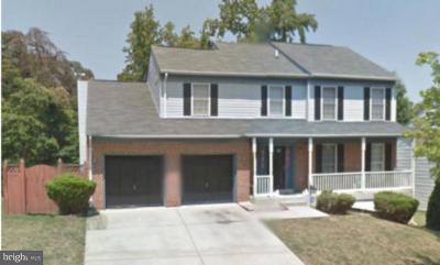 Landover MD Single Family Home For Sale: $410,000