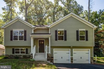 Spotsylvania Single Family Home For Sale: 12618 Plantation Drive