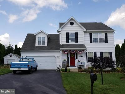 Shrewsbury Single Family Home For Sale: 5 McCleary Court