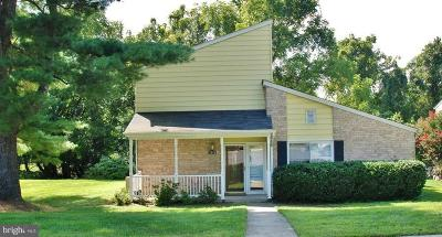 Potomac MD Single Family Home For Sale: $395,000