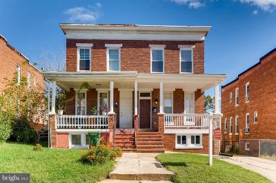 Baltimore Single Family Home For Sale: 5007 Midwood Avenue