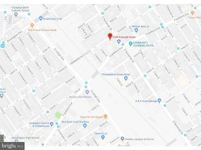 Fishtown Residential Lots & Land For Sale: 2785 Emerald Street