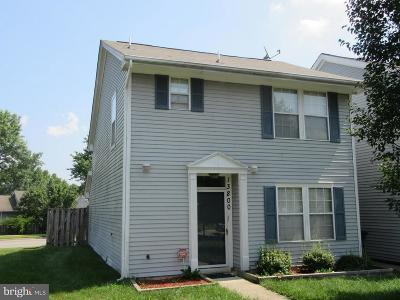 Upper Marlboro Townhouse For Sale: 13800 Lord Fairfax Place