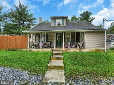 Shermans Single Family Home For Sale: 4802 Spring Road