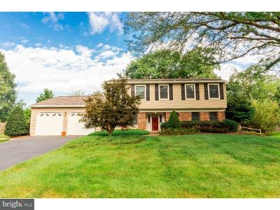 Plainsboro Single Family Home For Sale: 77 Parker Road
