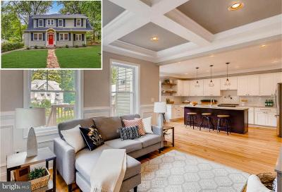 Baltimore Single Family Home For Sale: 16 Overhill Road
