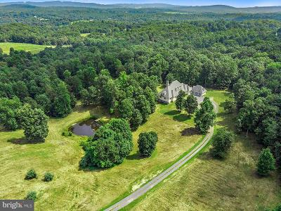 Fauquier County Single Family Home For Sale: 6483 Cheshire Lane