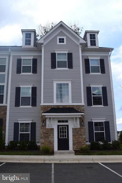 Manassas Condo For Sale: 7424 Riding Meadow Way #23