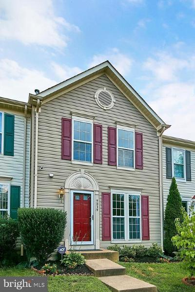Manassas Townhouse For Sale: 9039 Coriander Circle