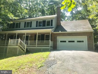 Aquia Harbour Single Family Home For Sale: 1027 Isabella Drive