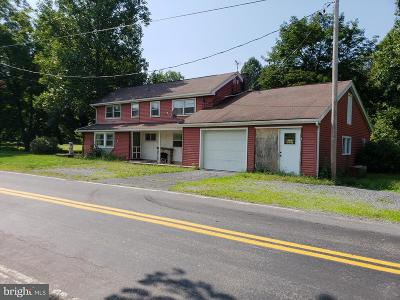 Perry County Single Family Home For Sale: 2613 Back Hollow Road