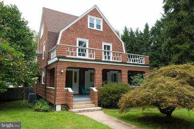 Baltimore City Single Family Home For Sale: 2012 Greenberry Road