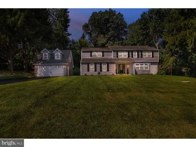 Chadds Ford Single Family Home For Sale: 49 Stirling Way