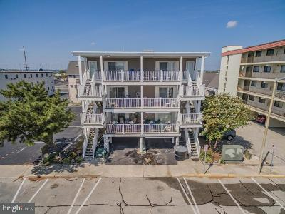 Ocean City Single Family Home For Sale: 12907 Assawoman Drive #3S