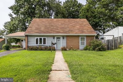 Joppa Single Family Home For Sale: 302 Breslin Road